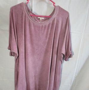 Dresses & Skirts - Pink Tshirt dress